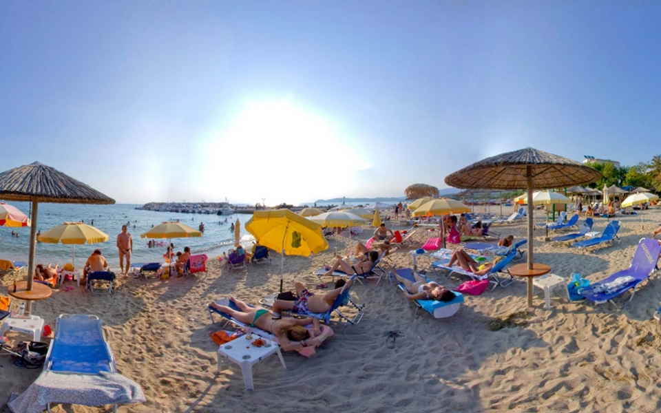 Skala Potamias Thassos, Island, hotels, rooms, beaches, offers